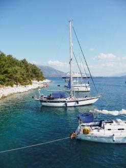 Fiskardho (Cefelonia) Greece