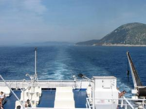 charter bareboat sailing - ferry to elba
