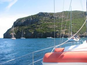 Charter Bareboat Sailing: Capraia Island