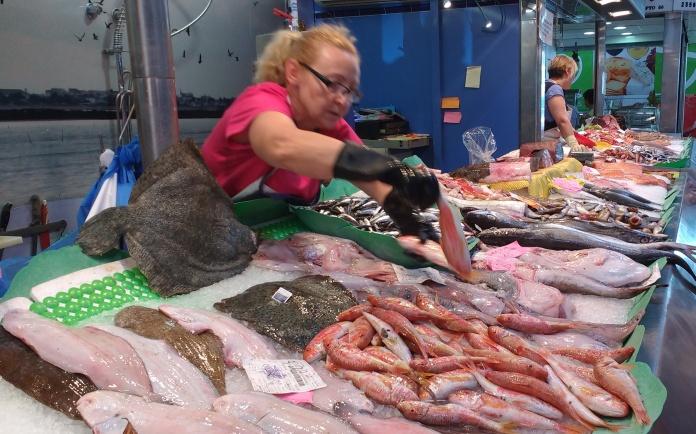 Palma- Fish Market