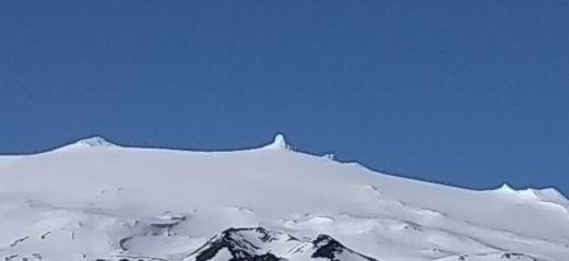 Glacier at Snaefellsjoekull National Park